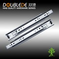45mm high quality adjustable ball bearing telescopic channel drawer runner