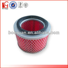 Durable industrial hydraulic cylindrical hepa filter