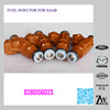 High Performance Car Fuel Injector Brown color Nozzle 9181322 /0280156023 for SAAB