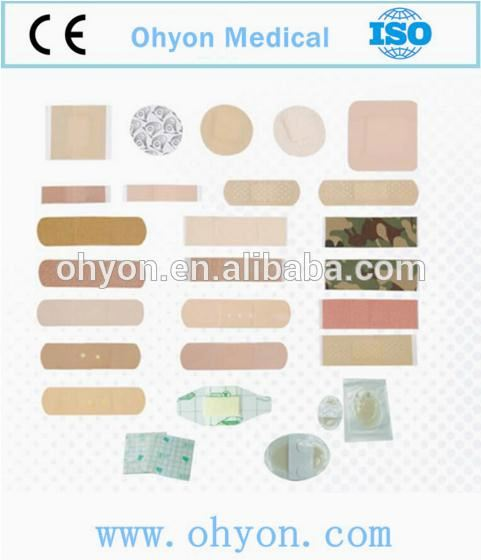 Medical custom printed band aid for Wound Care