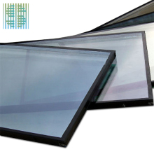 Factory Price Low E Tempered Laminated Insulated Building Glass