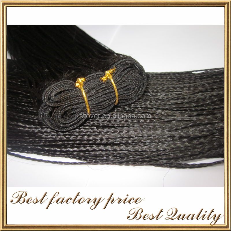 Hot selling wholesales cheap good quality weave track hair braid