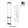 Hot Sales Black Online Shopping Luggage Telescopic Trolley Handle