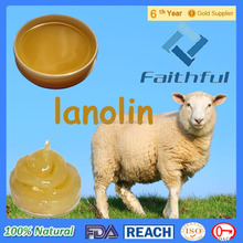 Cas 8006-54-0/ Daily Use Chemicals/Wholesale Bulk Raw Pure Lanolin