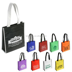 Full color printing non-woven promotional fashion shopping tote bag, druable bag, dry bag waterproof