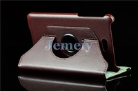 "New Arrival Luxury Tablet Cases, 360"" Rotate Smart Leather Case Cover For Dell Venue 8 PRO 5830 3845 8.0 inch"