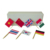 Cocktail swiss sticks custom country toothpick flags