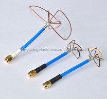 FPV drone telescopic antennas