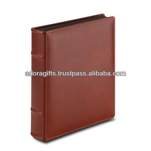 ADAPAC - 0075 leather pu cover photo album / latest wedding photo album design / the leather material for making photo album