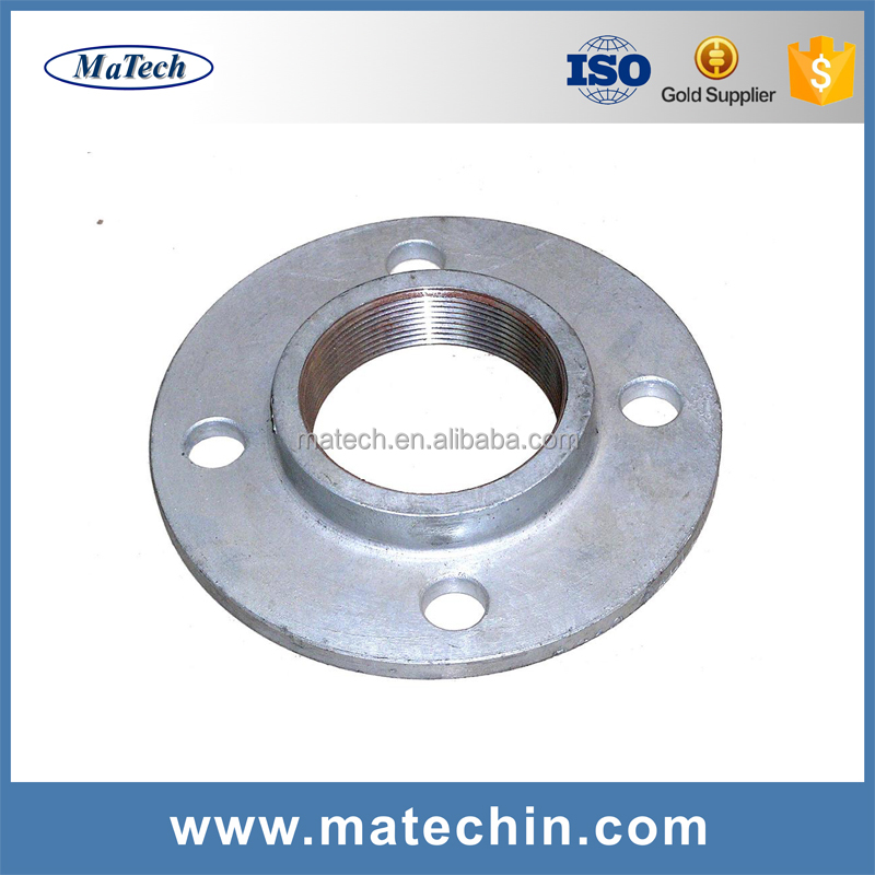 China Supplier Customized Precise Grey Cast Iron FC250 Flange