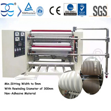 4mm High Precision Roll Material Slitting Machine (Paper, Foil, Film,Foam and Tapes )