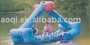 hot sale water sport equipment inflatable boat good quality inflatable PVC fishing boat for sale