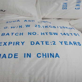 HOT SALE 99% Soda Ash (NA2CO3) CAS No.497-19-8