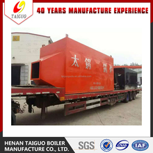 Biomass Coal Fired Hot Air Drying Furnace
