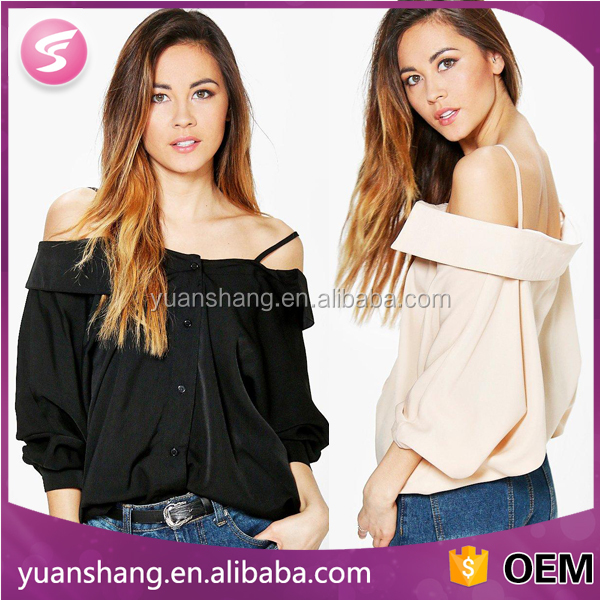 blouses 2016 new designs top different style of bralette blouses