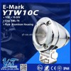 Y&T IP68 10w led motorcycle lamp moto light widely used for motorbike/motorcycle