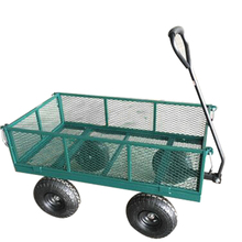 Cheap custom farm heavy duty tool cart