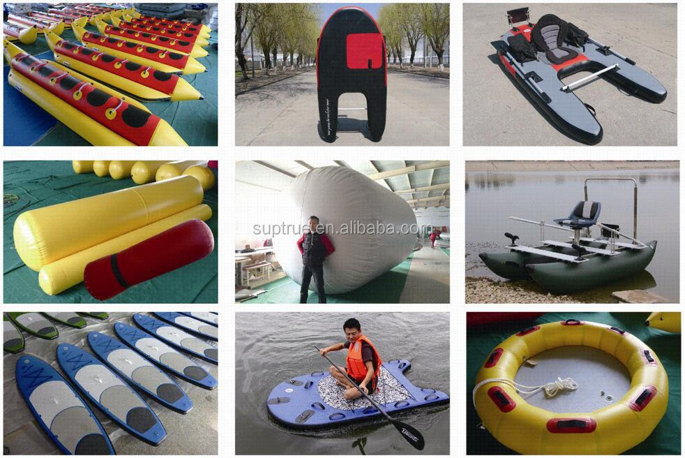 The Top Design Fishing Kayak inflatable for Southeast Asia
