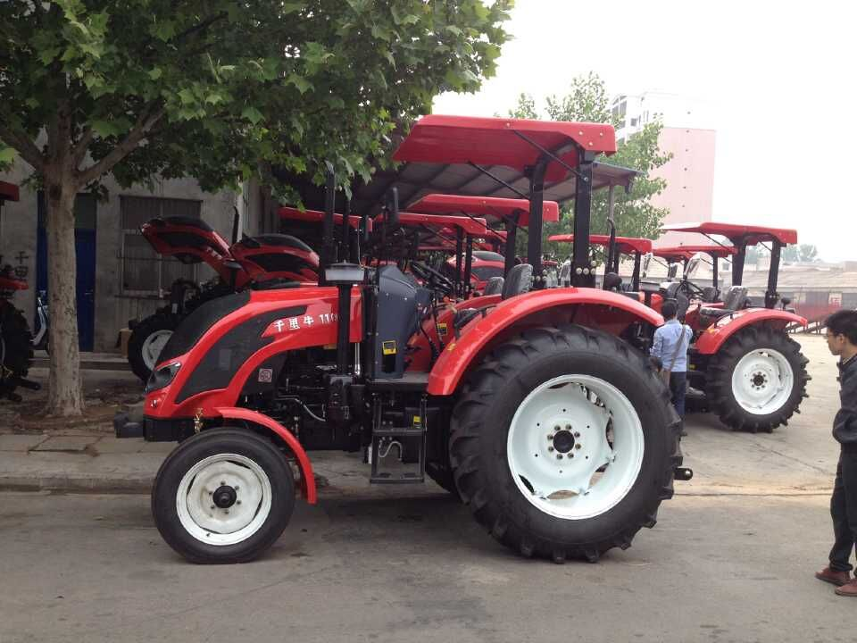 6 Wheel Drive Tractor : Top selling tractor qln two wheel drive hp
