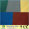 Recycled epdm rubber floor matting vinyl floor tiles