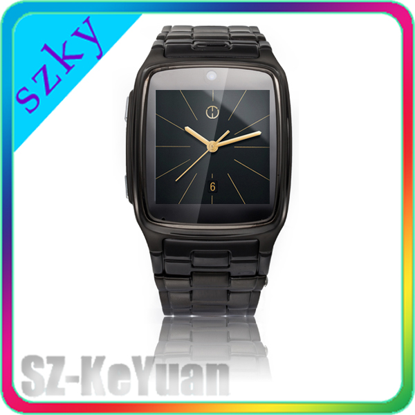 2014 Latest Bluetooth Wrist Watch Mobile Phone