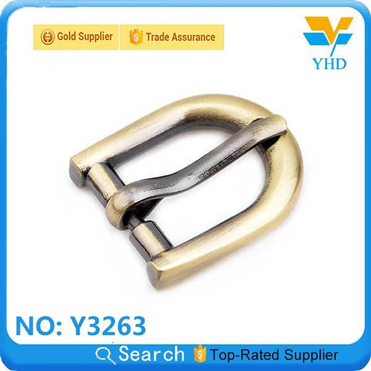 hot selling fashion style clip metal belt buckle clasp