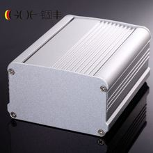95*55-d mm(w*h-d)shenzhen small aluminium metal enclosure box extrusion case