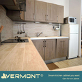 2018 Vermont Classic Wood Veneer Kitchen Door For Modular Kitchen Cabinet Design