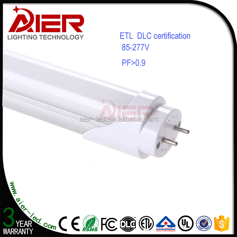 UL/TUV/CE Rotating 150cm 120cm T8 LED Tube, Compatible led T8