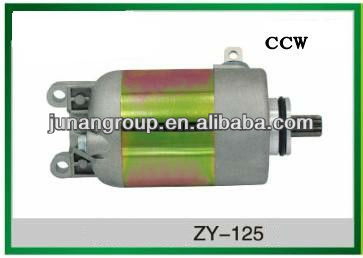 Starter Motor Used For LINGYING ZY-125 Motorcycle Moped and Scooter