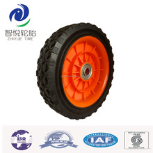 7 inch lawnmower rubber wheel