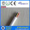 Envioment friendly PVC Insulation&Sheath Stranded BVV type Copper Clad Aluminum Conductor Electric Wire 450/750V 50mm