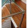Whole railing systems top supplier inox cable railing for stair