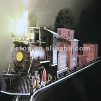 Aluminum Train Frequency Controlled Hobby Names Of Train Cars