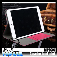 Ultra Thin Rotating Dispaly for Case iPad Mini Leather Case