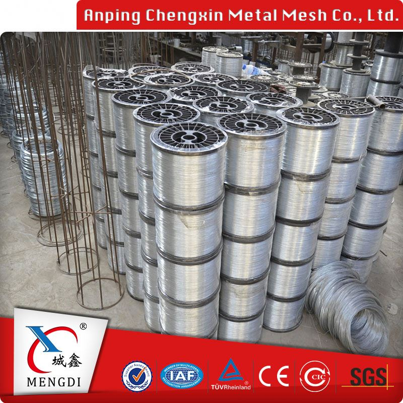 cutting flat round shape spool wire stainless steel wire rope mesh net wire
