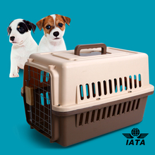 heavy duty dog crate plastic pet carrier