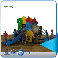 Mickey sunny house/Outdoor children playground equipment