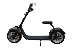 2016 new two wheel citycoco motorcycle electric moped supplied by our factory
