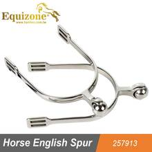 Stainless Steel English Horse Spurs