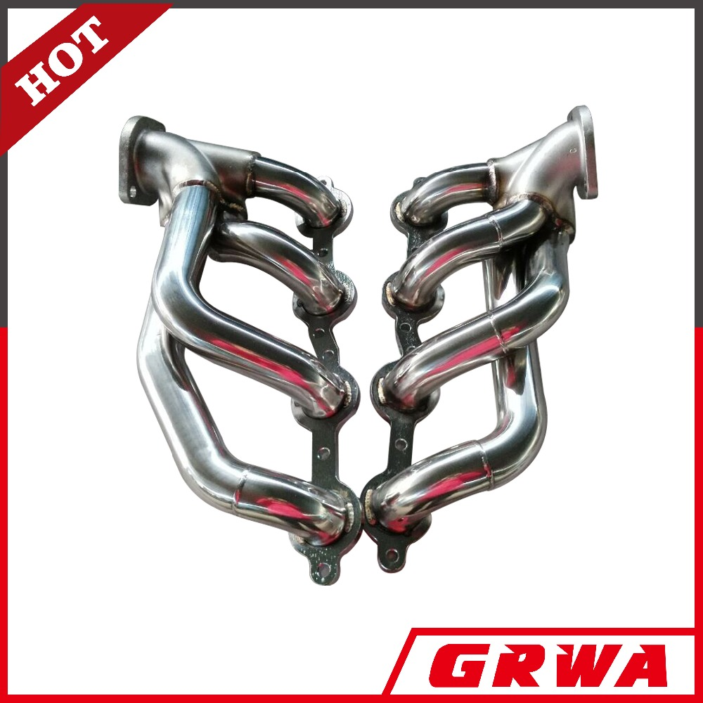 GRWA Exhaust Headers/Manifold for Chevrolet Camaro 2010-2011 American Car
