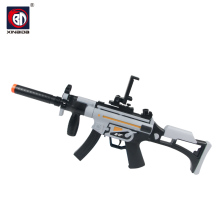2017 Best Selling bluetooth ABS plastic irtual reality games plastic ar gun