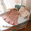 2016 hot fashion children Knitted dress baby girls dresses baby clothes