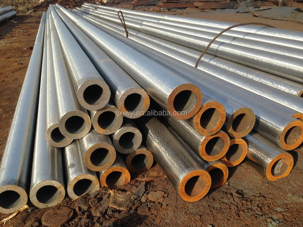 35CrMo Manufacturer 42CrMo cold drawn seamless Steel pipes hydraulic cylinder honed tube