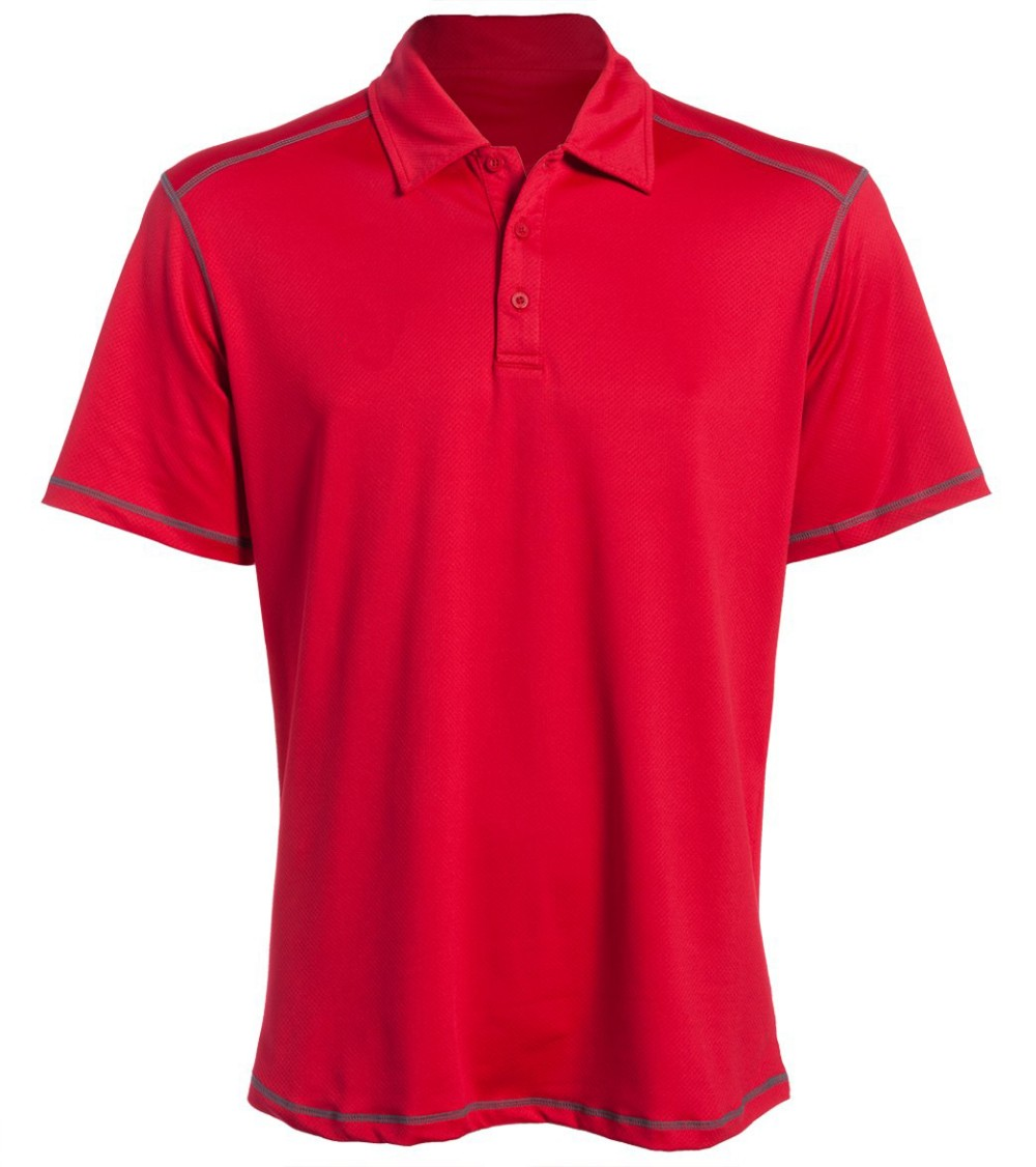 100 breathable polyester mens polo shirt softtextile for Men s polyester polo shirts