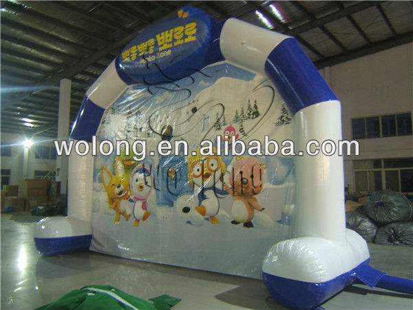inflatable advertising models, inflatable indoor playground