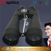 outdoor led flood light folding paper binoculars 30x80 military mast
