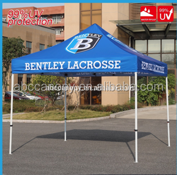 High Quality Outdoor Printed Marquee Tent, Custom Printed Custom 10x10 Canopies,ABCcanopy