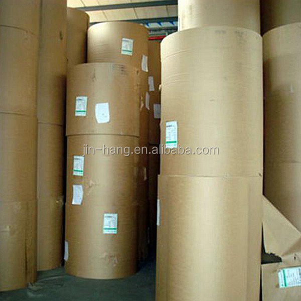 100% Virgin Snacks Wrapping Paper Poly Coated Kraft Paper