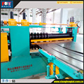 steel sheet leveling and cut to length line